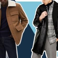 best shearling jackets