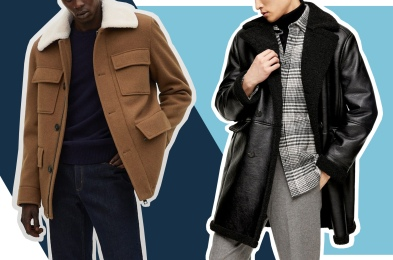 best shearling jackets