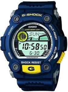 g shock watches: Casio Men's Rescue Series G-Shock (Model G-7900-2CR)