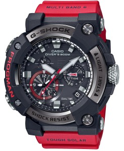 g shock watches: G-Shock Connected Solar Frogman Watch
