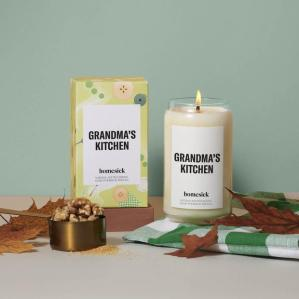 Grandma's Kitchen Candle, best gifts for grandparents