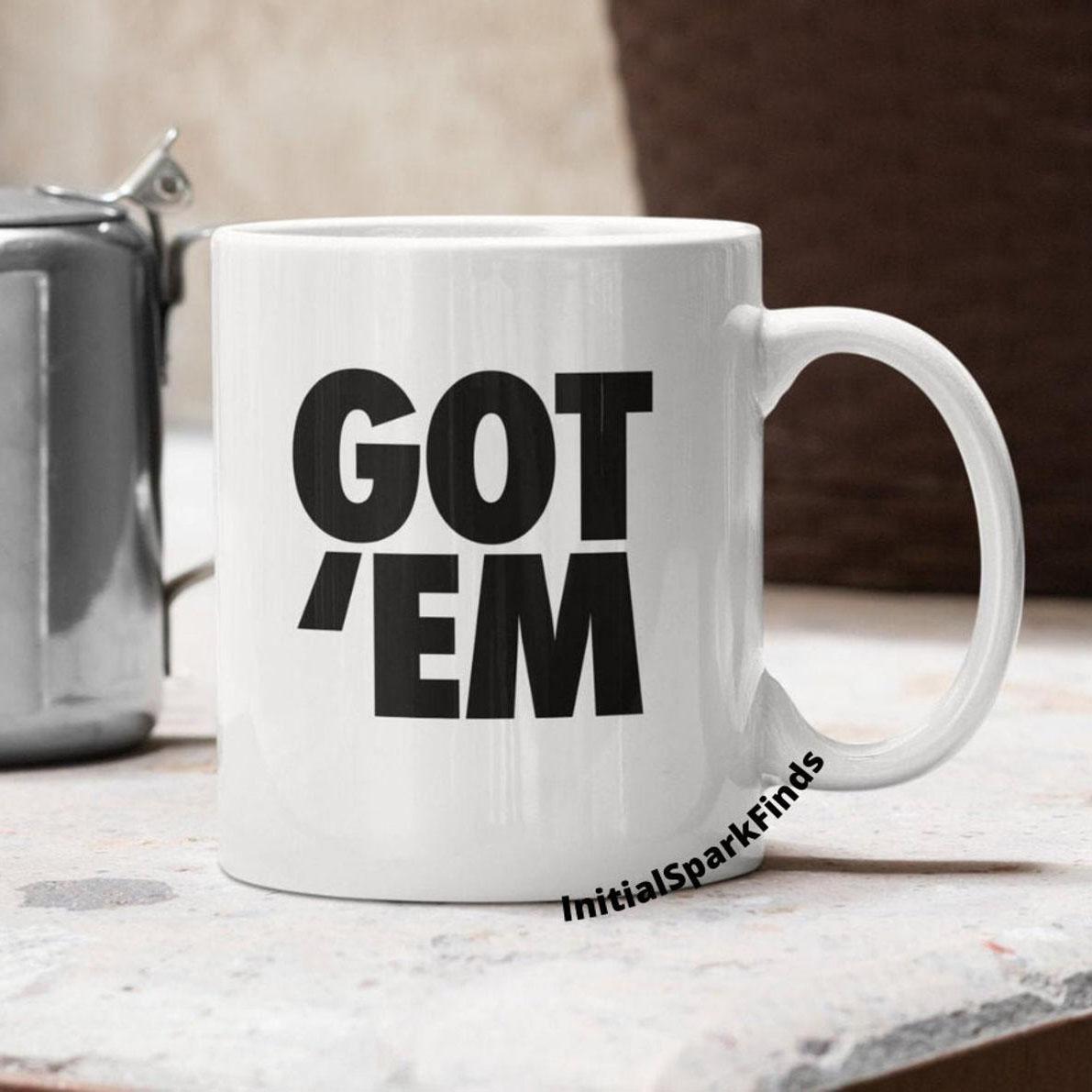 Initial Spark Finds Got 'Em Mug