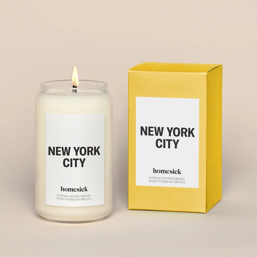 homesick candle