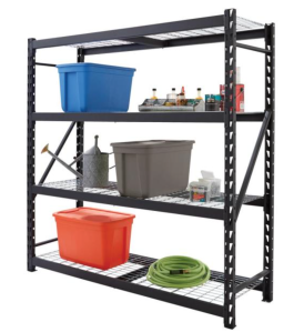 home depot black friday sale- Husky Heavy Duty Steel Garage Storage Shelving