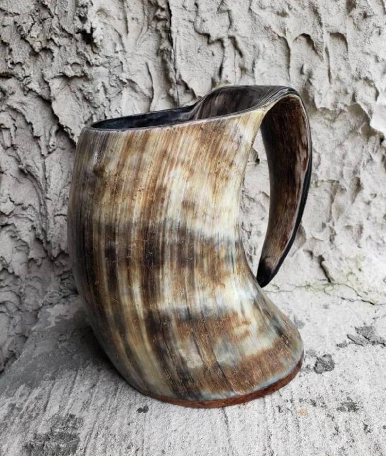 Keltic Karavan Viking Drinking Horn Mug