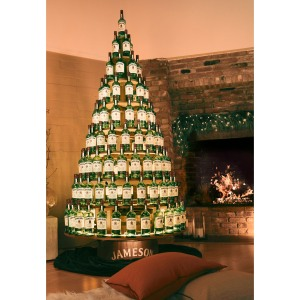 Jameson Whiskey Tree