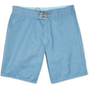Birdwell Beach Britches swim trunks (in blue color)