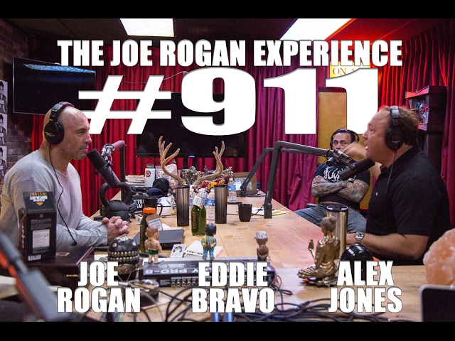 joe rogan alex jones