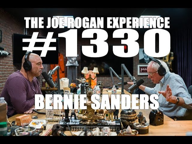 joe rogan bernie sanders
