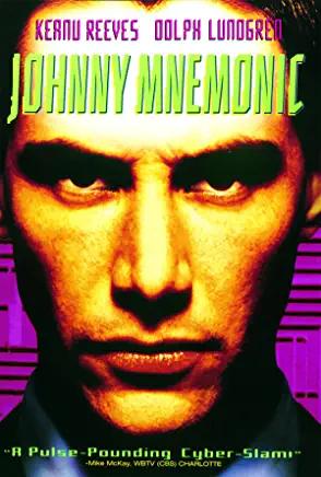 johnny mnemonic cyberpunk