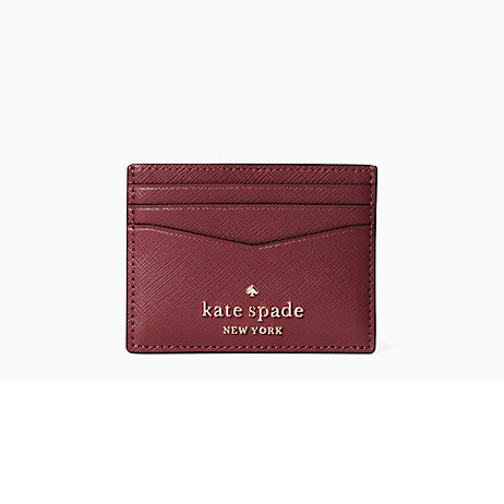 kate spade surprise sale, leather card holder