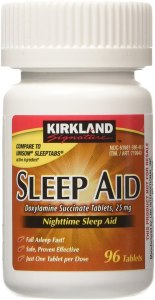 kirkland signature sleep aid, best over the counter sleep aid
