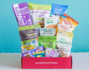 love with food snack subscription box, best snack subscription box