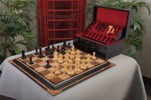 house of staunton luxury chess set, best chess sets