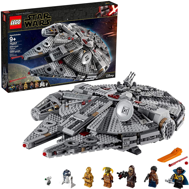 lego millennium falcon, best legos for adults