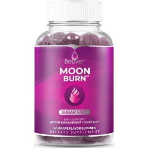 MoonBurn Nighttime Sleep Gummies