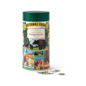 national parks puzzle, cheap Christmas gifts