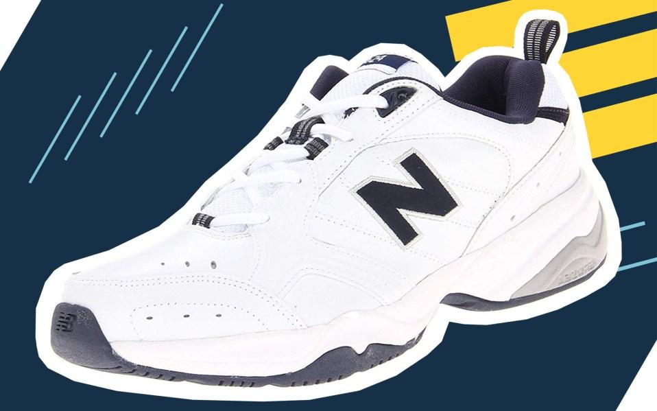 New Balance Men's 624 Sneaker
