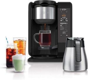 ninja coffee maker, single serve coffee maker