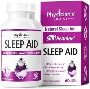 physician's choice sleep aid, best over the counter sleep aid