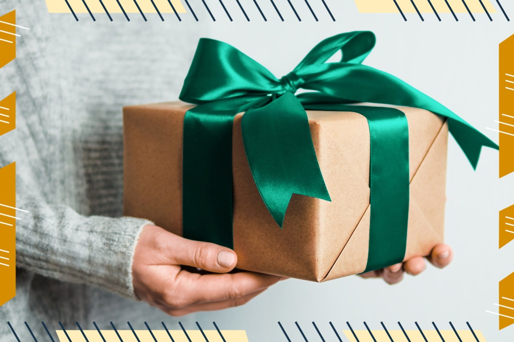 Friend Girlfriend Her Secret Santa Gifts Presents for Wife Oops Choc Bag