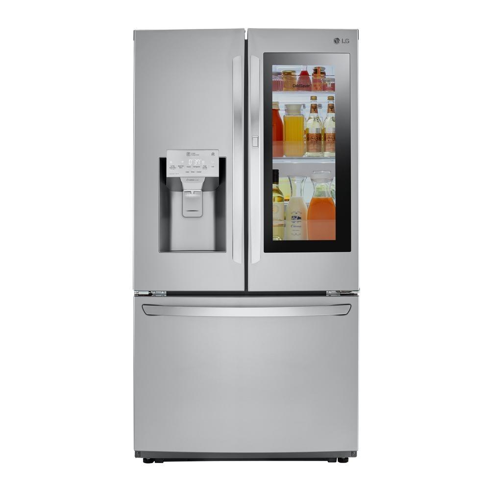 best black friday appliance deals 2020 - LG 26 cu. ft. French Door Smart Refrigerator