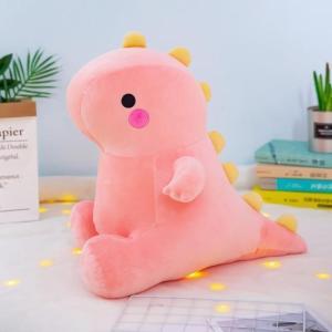 Chibi Dino T Rex Pillow Plush