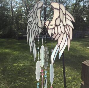 wind chimes robinsglassworld