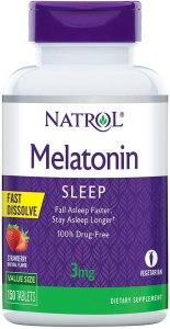 natrol melatonin sleep aid, best over the counter sleep aid