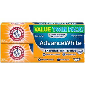 arm & hammer advanced white extreme toothpaste, best whitening toothpaste