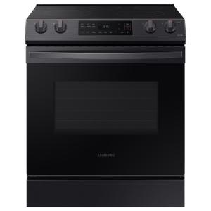 home depot black friday sale - Samsung Slide-In Electric Range Self-Cleaning Oven