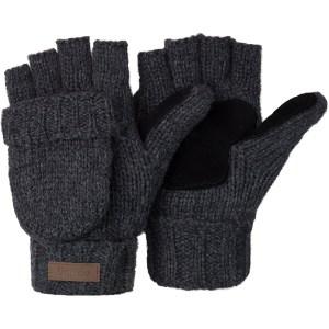 ViGrace Winter Knitted Convertible Fingerless Gloves