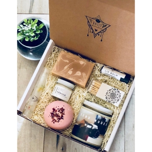 My Daily Mantra Send Nudes Gift Box