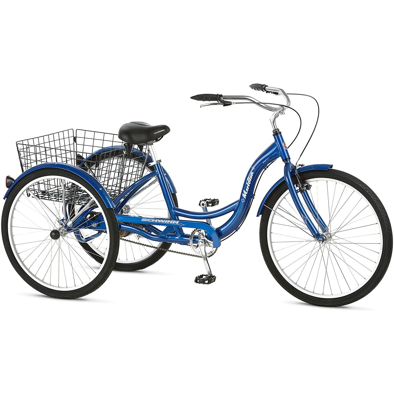 Schwinn Meridian Adult Trike, best adult tricycle