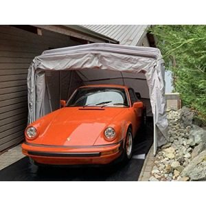 Ikuby All Weather Proof Medium Carport