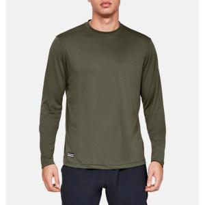 Tactical UA Tech™ Long Sleeve T-Shirt - best Under Armour black friday deals