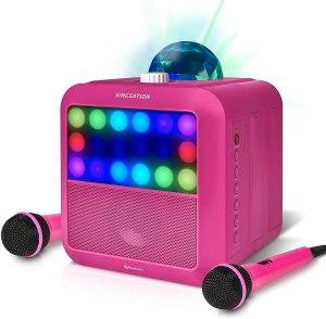 singsation portable karaoke machine, kids karaoke machine