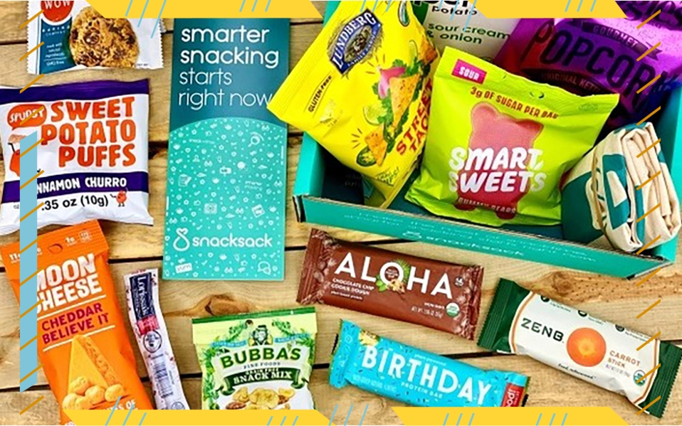 snack subscription boxes, best snack subscription