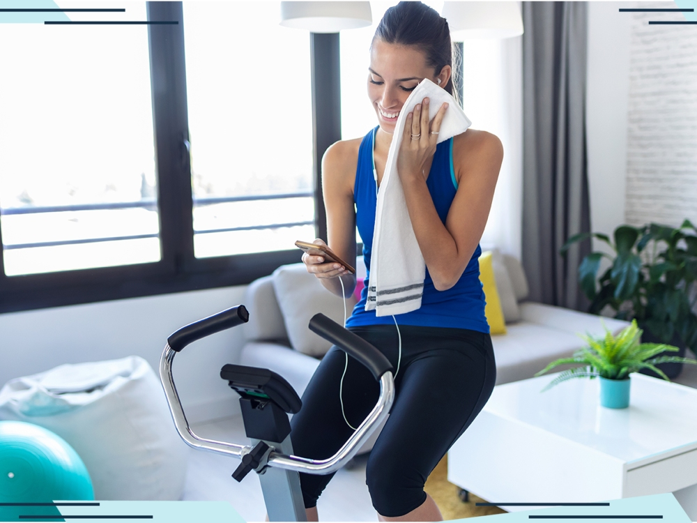 Bought a Spin Bike? Excellent. Here Are the Must-Have Accessories to Make Every Ride a Great One