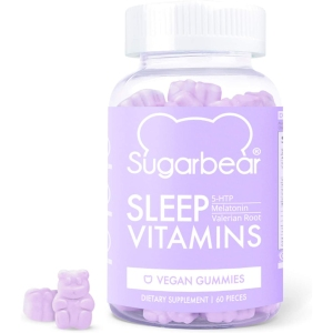 SugarBear Sleep Vegan Gummy Vitamins