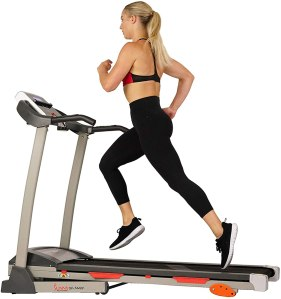 sunny health & fitness treadmill, best treadmill