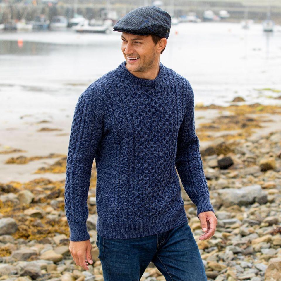 the-irish-store-traditional-mens-aran-fisherman-sweater
