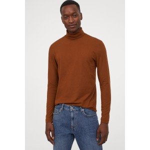 H&M Slim Fit Turtleneck Shirt