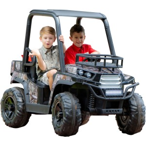 Realtree 24 Volt UTV Powered Ride-On by Dynacraft