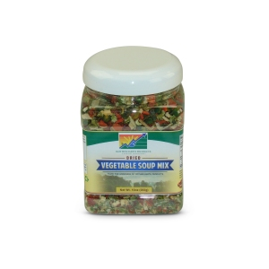 mother earth products vegetable soup mix, emergency food supplies