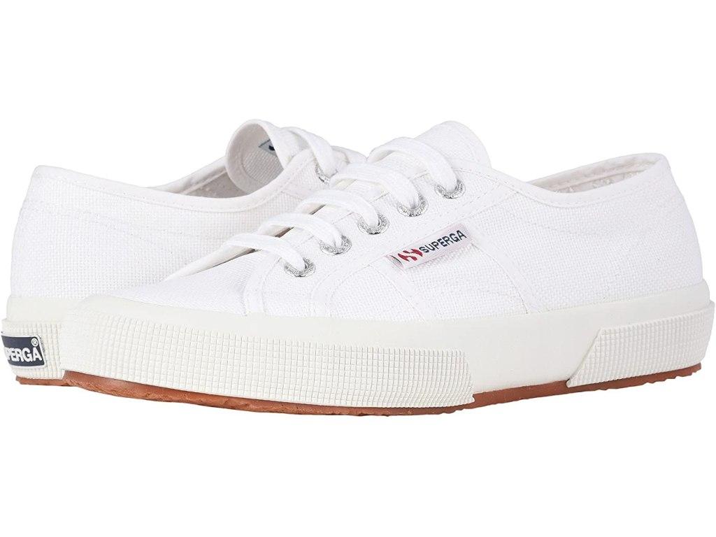white sneakers Superga 2750 COTU Classic Sneaker