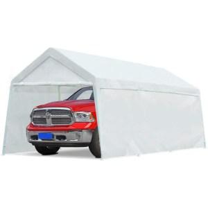 Quictent 10'x20' Heavy Duty Car Garage