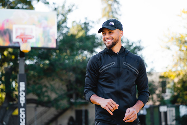 Steph Curry Under Armour Curry Brand Body Image