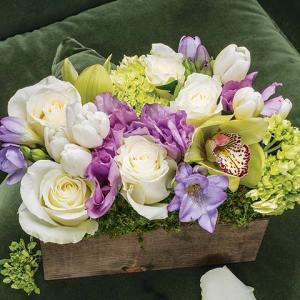 Ophelia arrangement, online flower delivery services