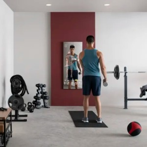 the mirror fitness program, luxury Christmas gifts